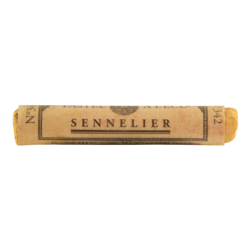 Sennelier Soft Pastel Bright Yellow 342