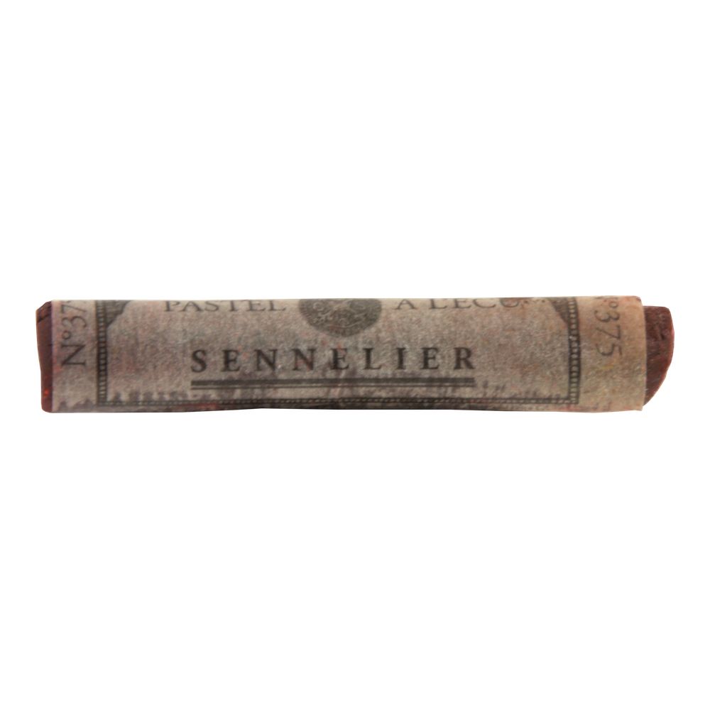 Sennelier Soft Pastel Burnt Madder 375