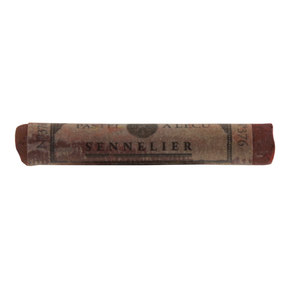 Sennelier Soft Pastel Burnt Madder 376
