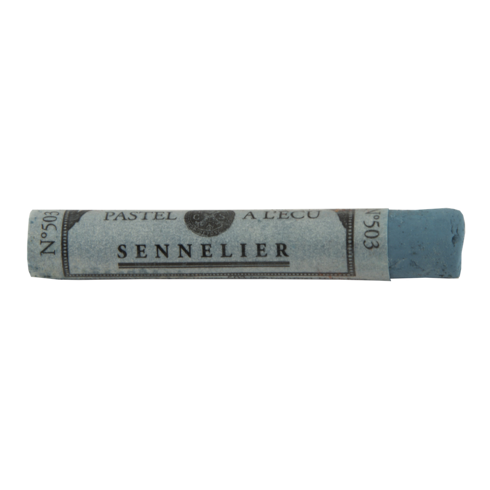 Sennelier Soft Pastel Blue Grey Green 503