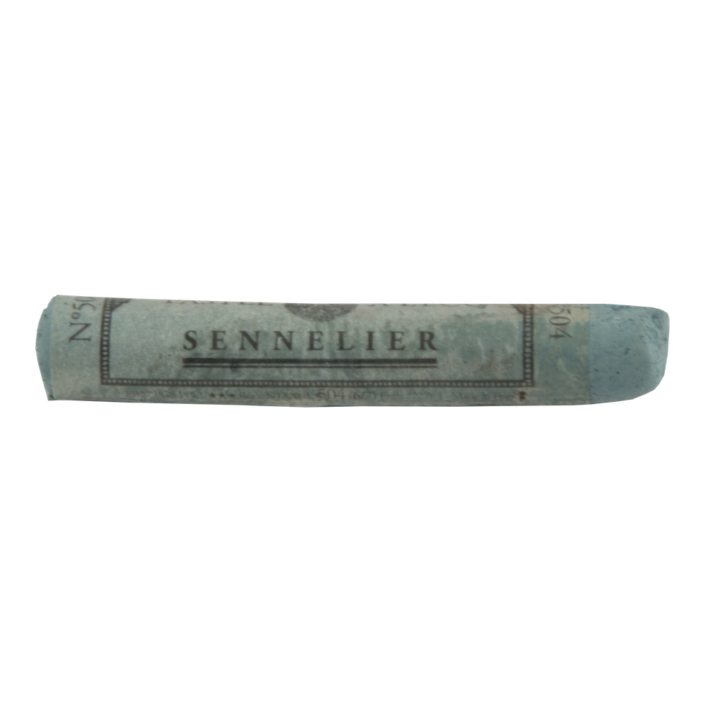 Sennelier Soft Pastel Blue Grey Green 504