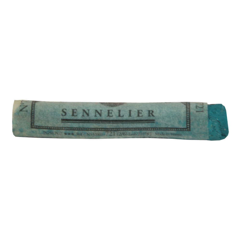 Sennelier Soft Pastel Turquoise Green 721