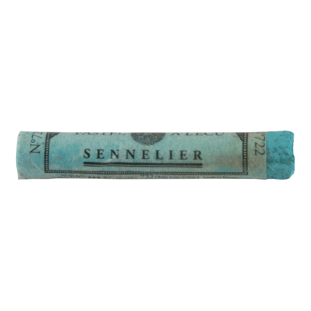 Sennelier Soft Pastel Turquoise Green 722