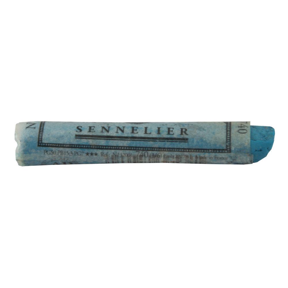 Sennelier Soft Pastel English Blue 740