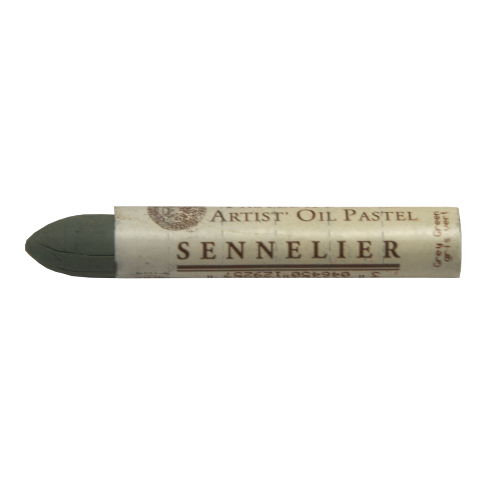 Sennelier Oil Pastel Gray Green