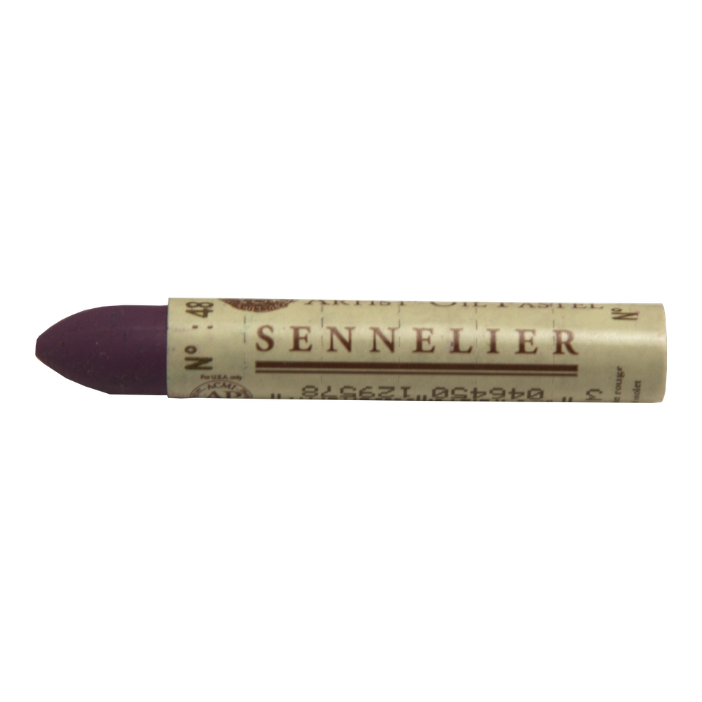 Sennelier Oil Pastel Red Violet