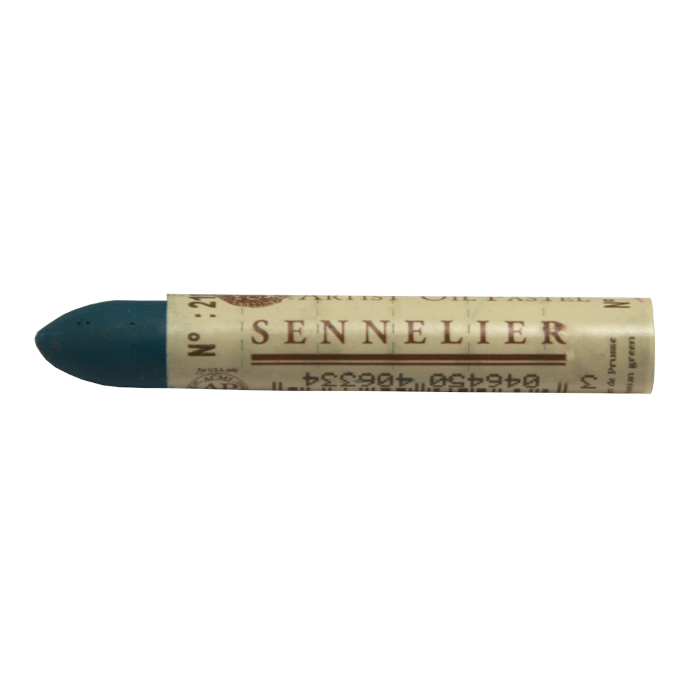 Sennelier Oil Pastel Prussian Green