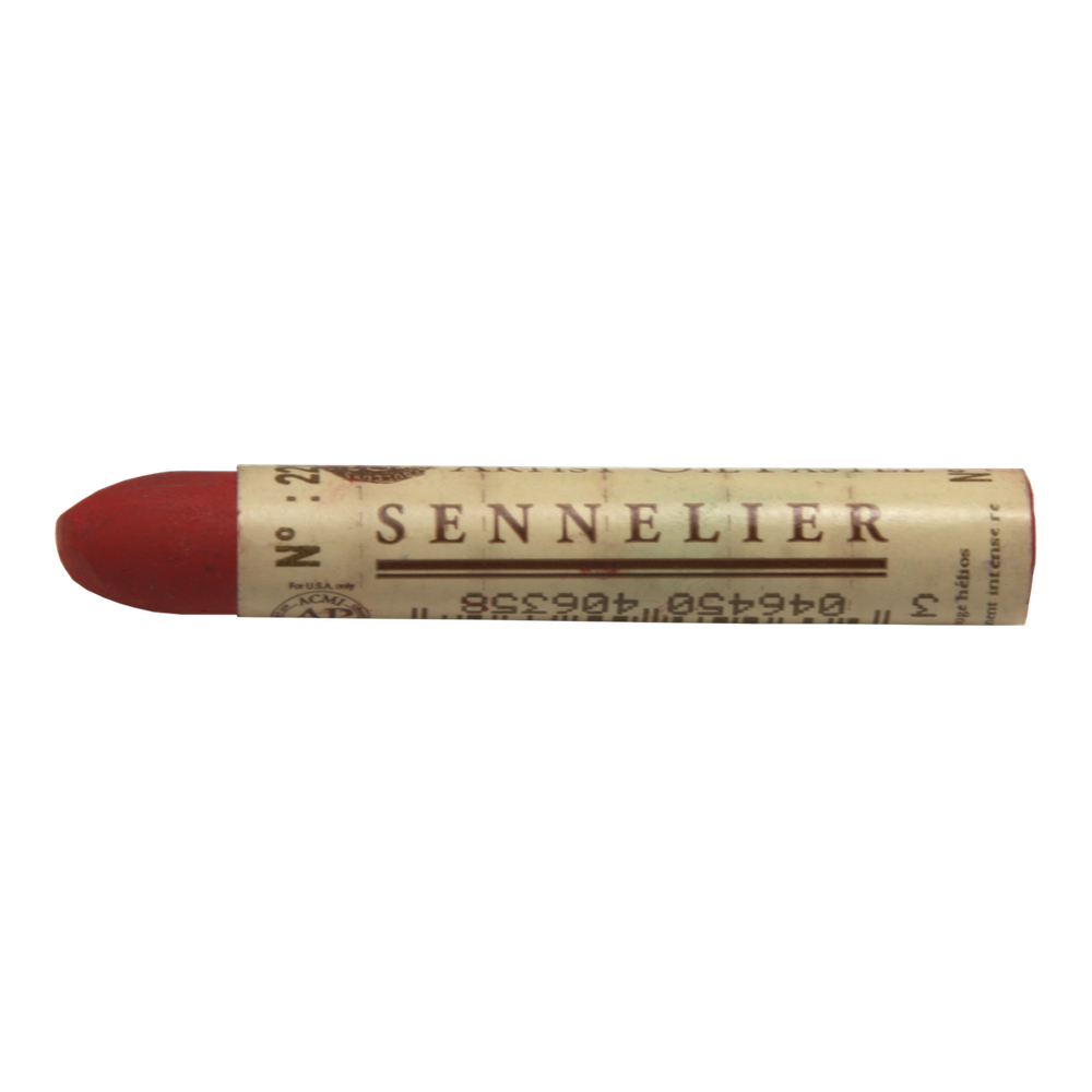 Sennelier Oil Pastel Permanent Intense Red