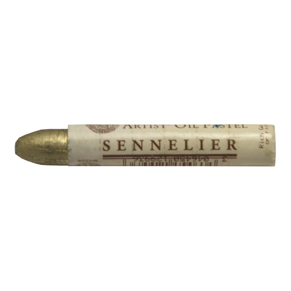 Sennelier Oil Pastel Iridescent Rich Gold