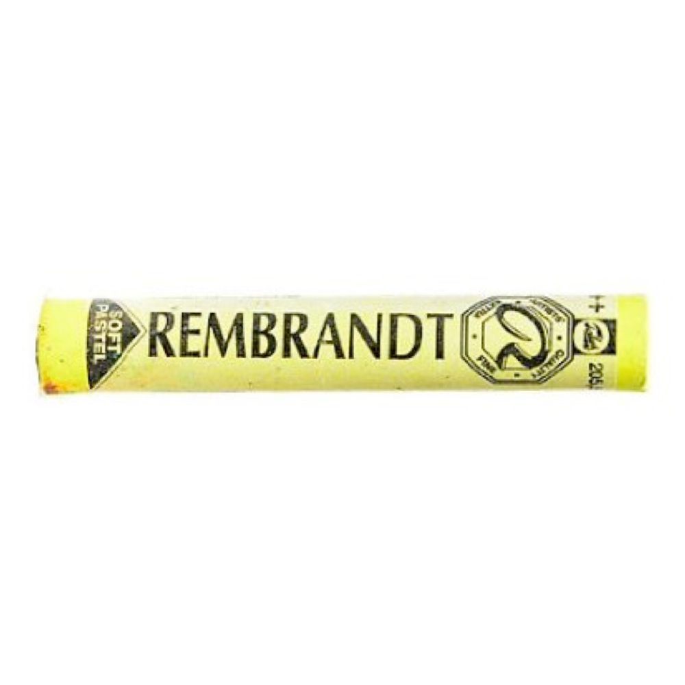 Rembrandt Pastel 205.5 Lemon Yellow