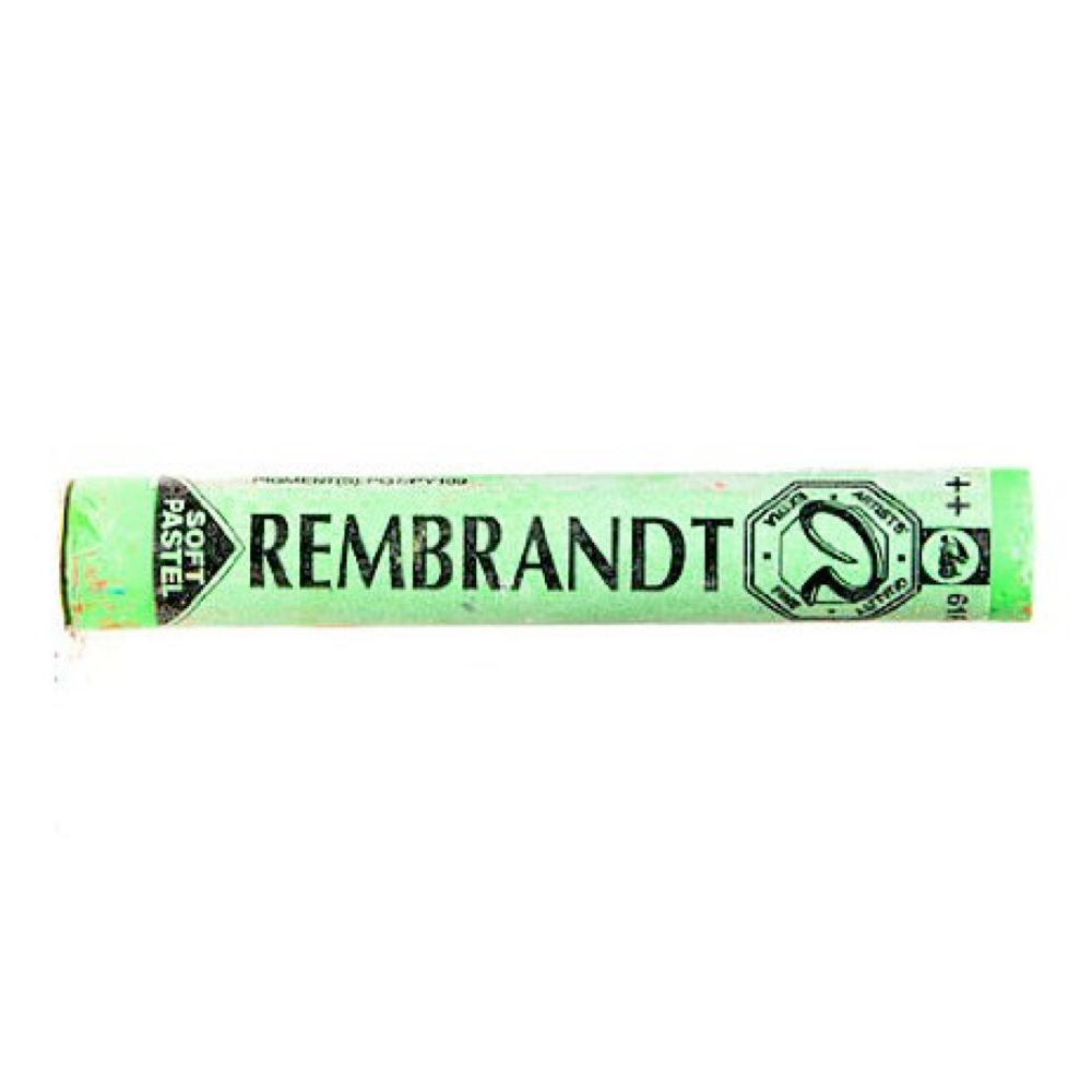 Rembrandt Pastel 618.8 Permanent Green Light