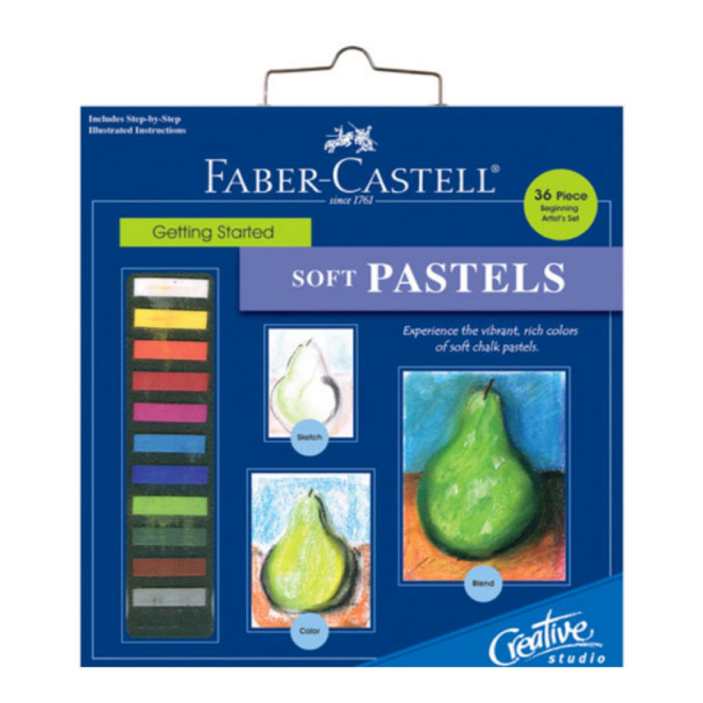 Creative Studio: Soft Pastel Set