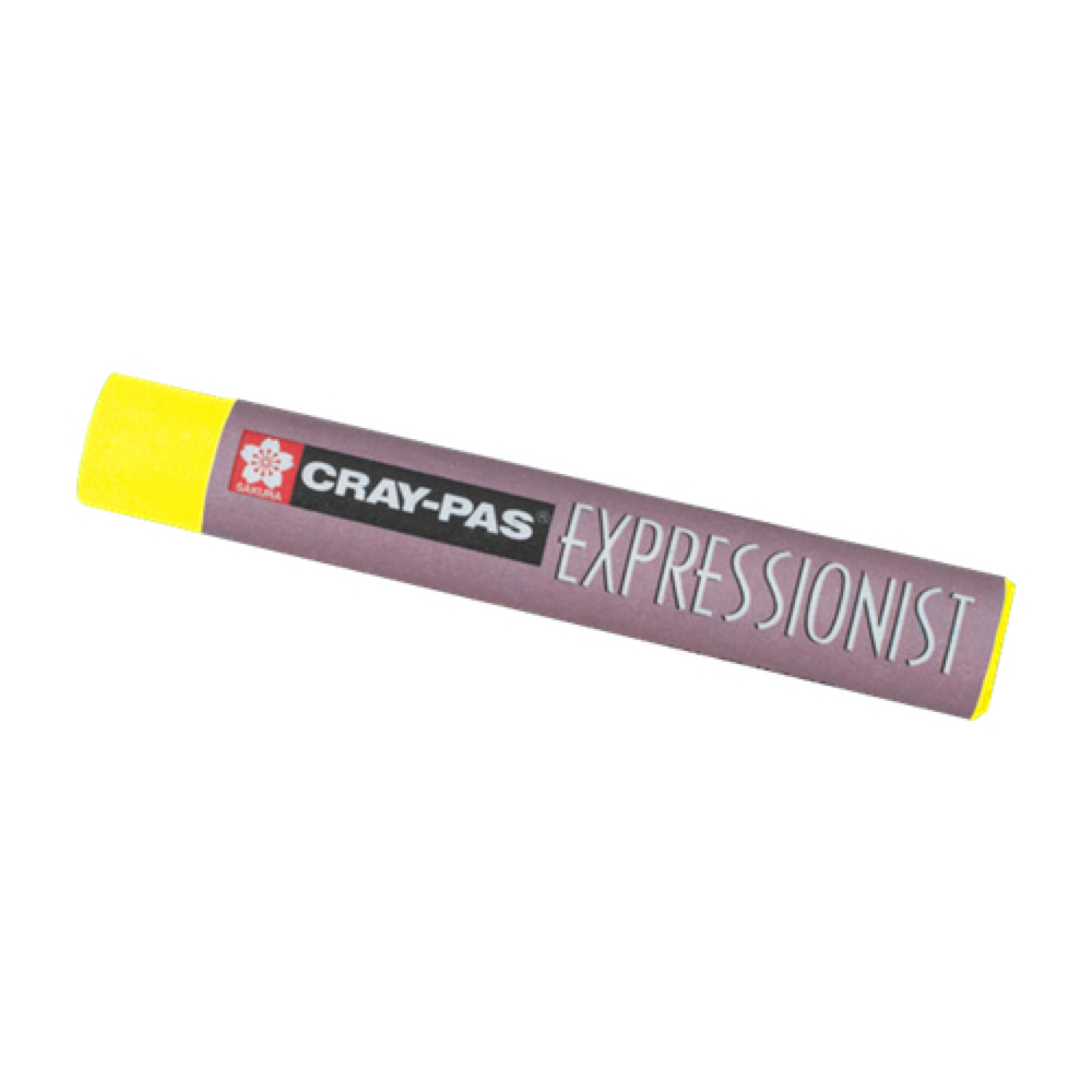 Cray-Pas Expressionist Pastel Yellow