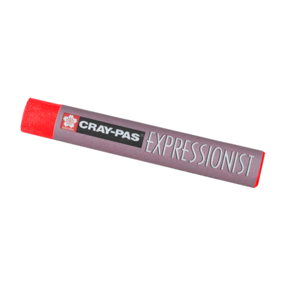 Cray-Pas Expressionist Pastel Scarlet