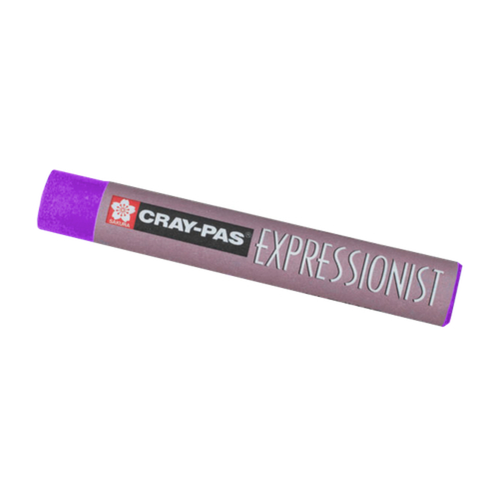 Cray-Pas Expressionist Pastel Purple