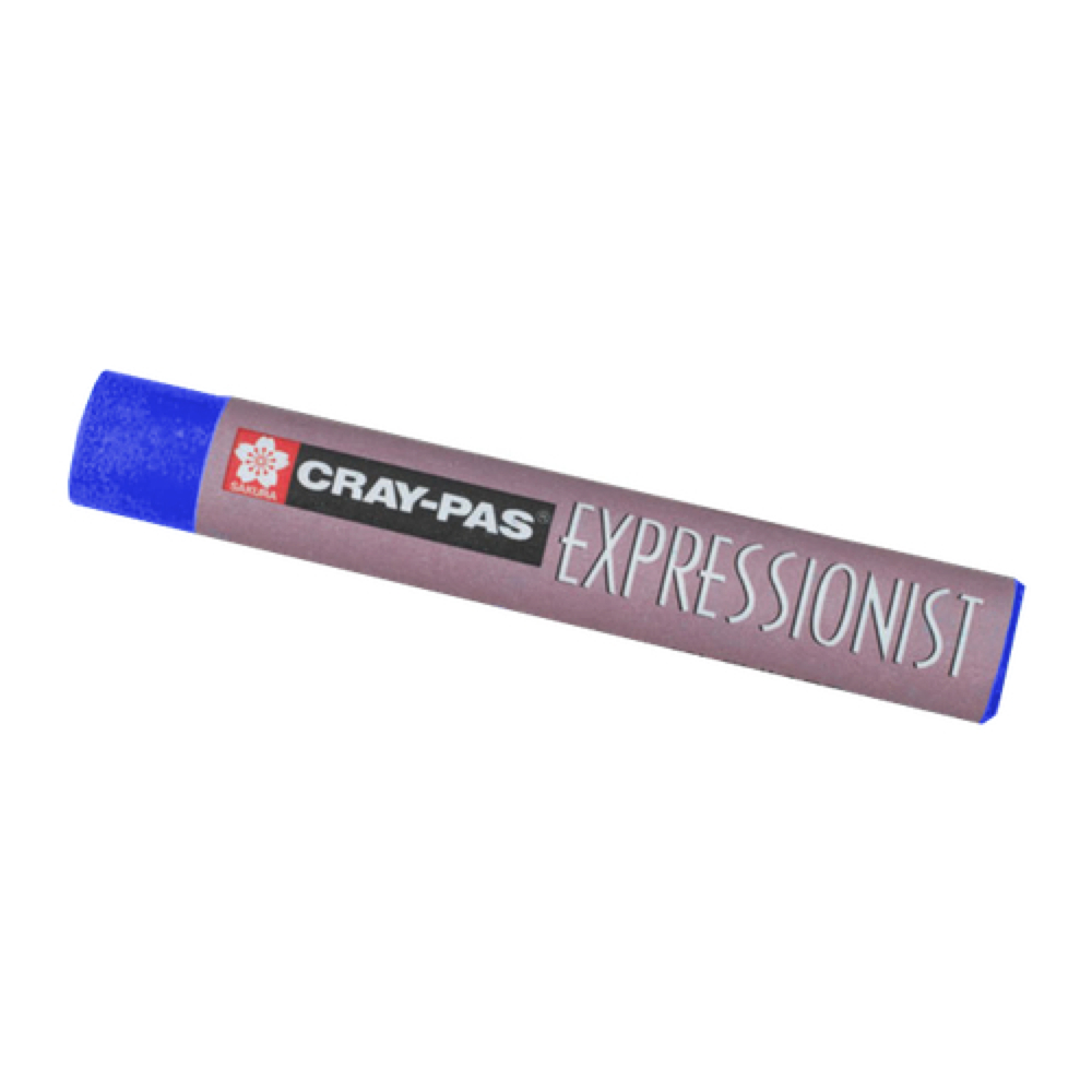 Cray-Pas Expressionist Pastel Blue