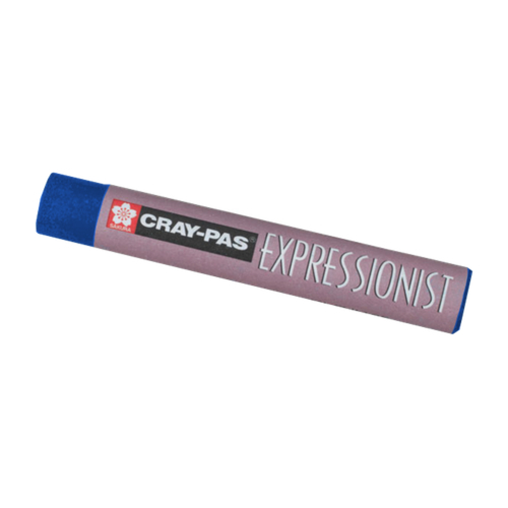 Cray-Pas Expressionist Pastel Prussian Blue