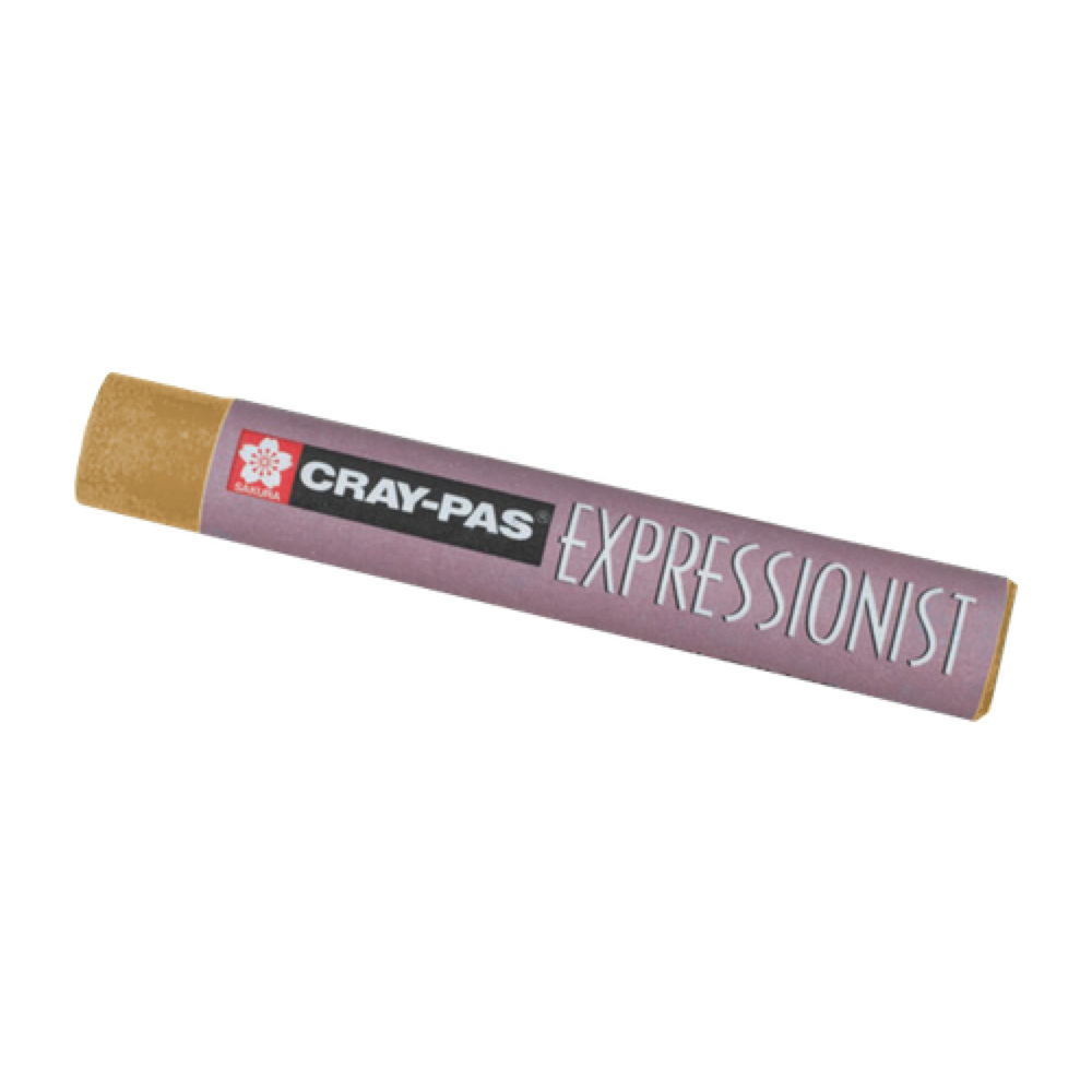 Cray-Pas Expressionist Pastel Olive Brown