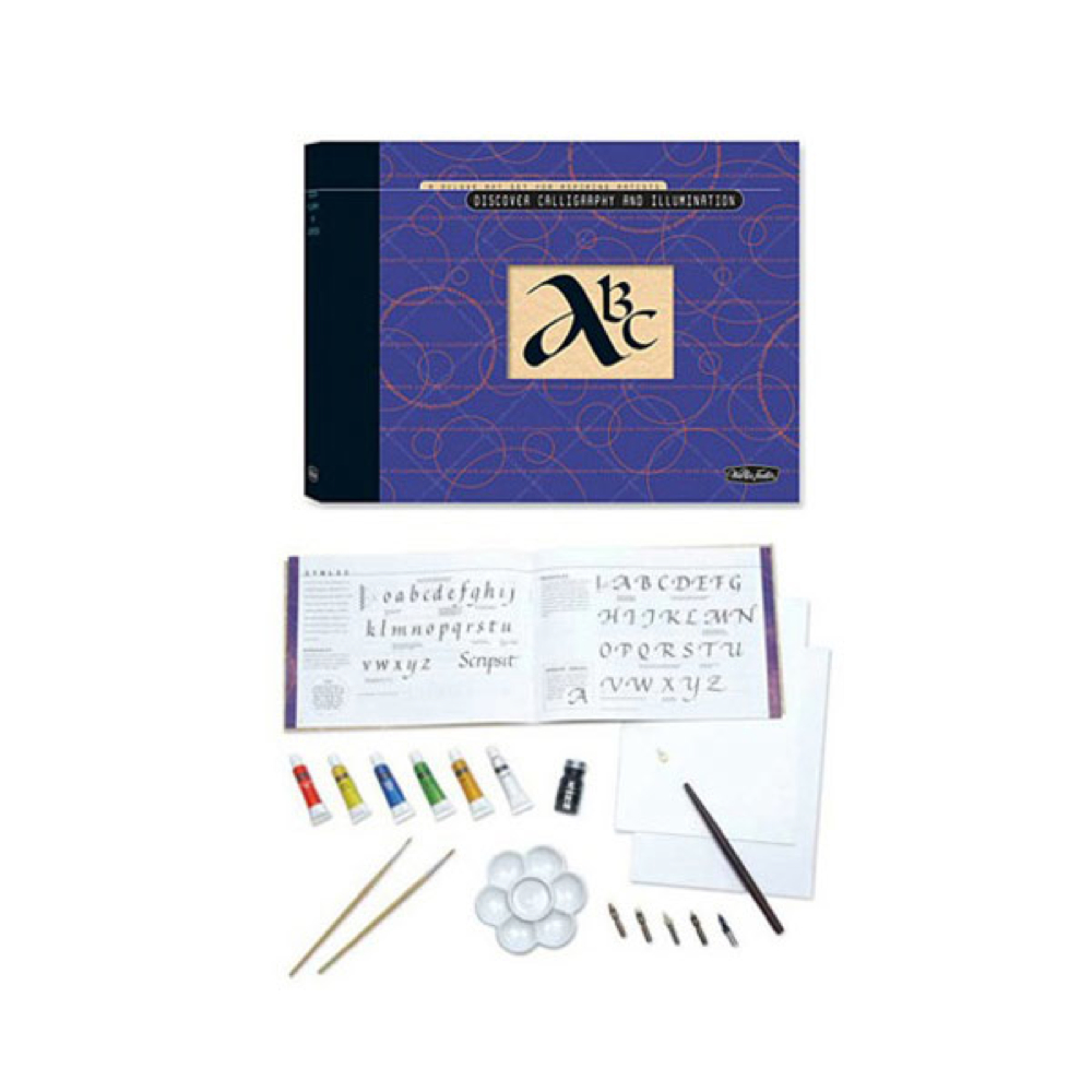 Foster Discover Calligraphy Set