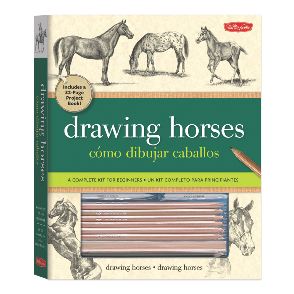 Foster Kit: K36 Drawing Horses