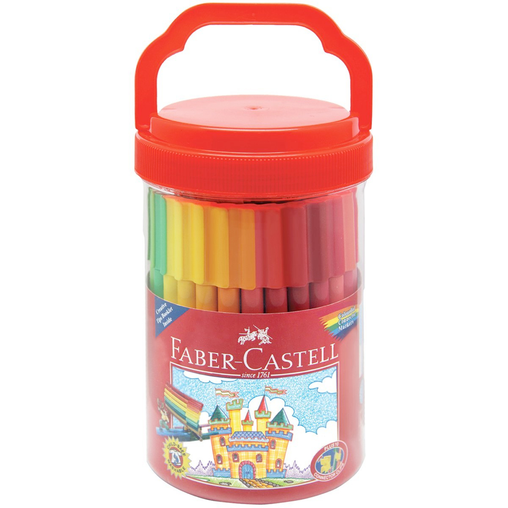 Faber-Castell Connector Pens Bucket