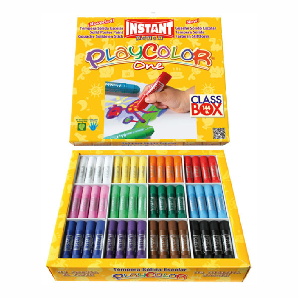 Playcolor Class Pack Set Of 144