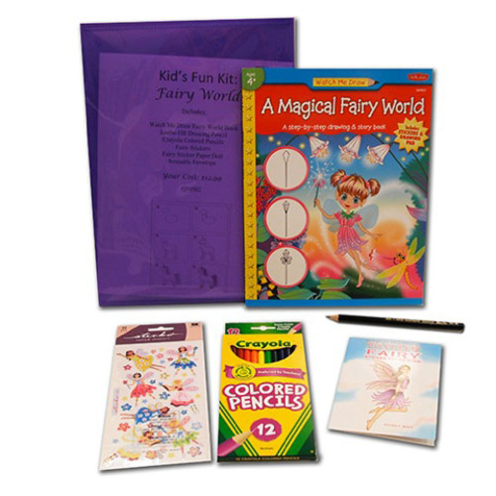 Hyatt's Kids Fun Kit: Fairy World