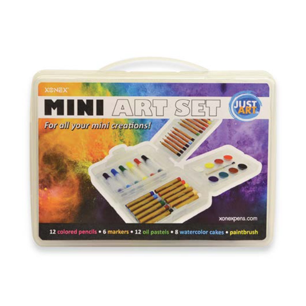 Xonex Mini Art Set