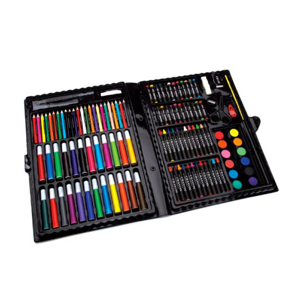 Super Deluxe Art Set 120-Pieces