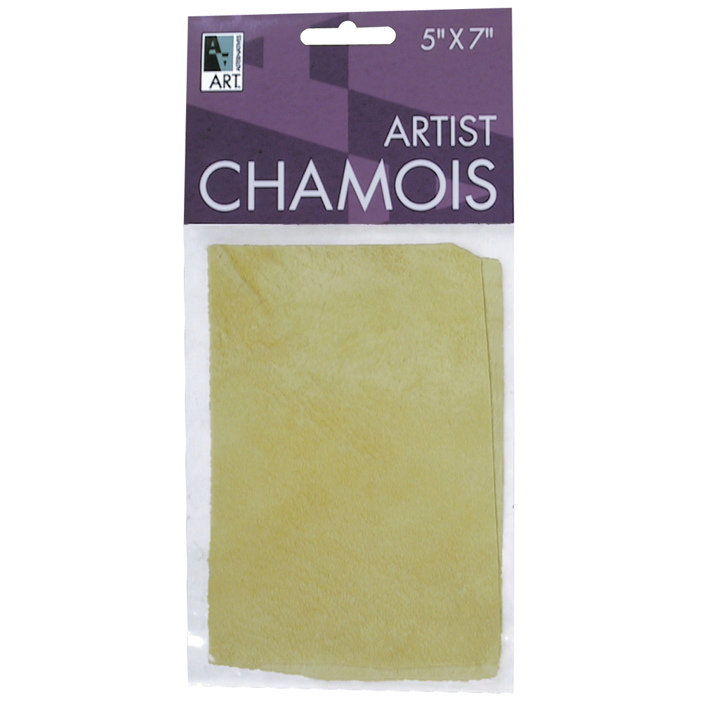 Chamois Genuine 5X7