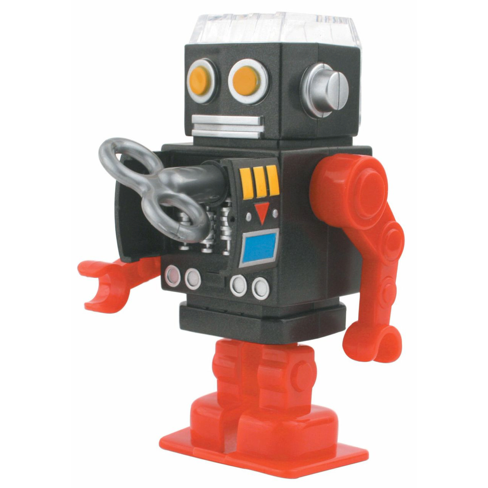 Pencil Sharpener: Robot