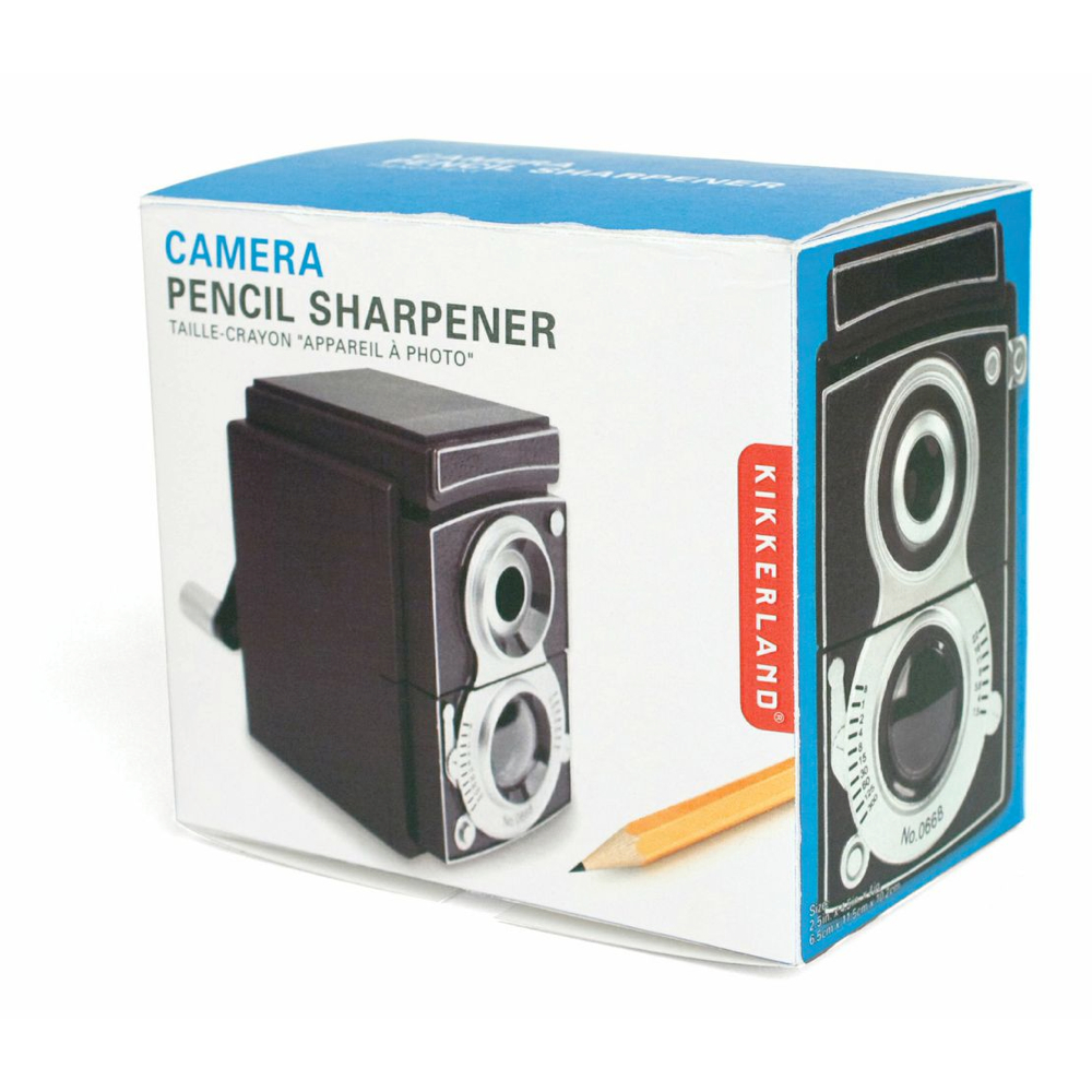 Pencil Sharpener: Camera