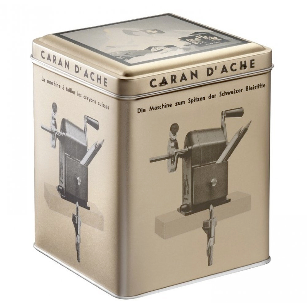 Caran D'ache Pencil-Sharpening Machine Vint