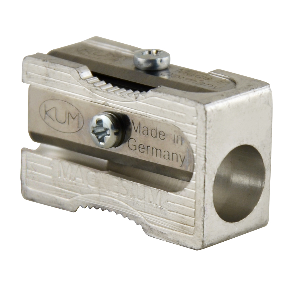Kum Magnesium Alloy Rectangular Sharpener