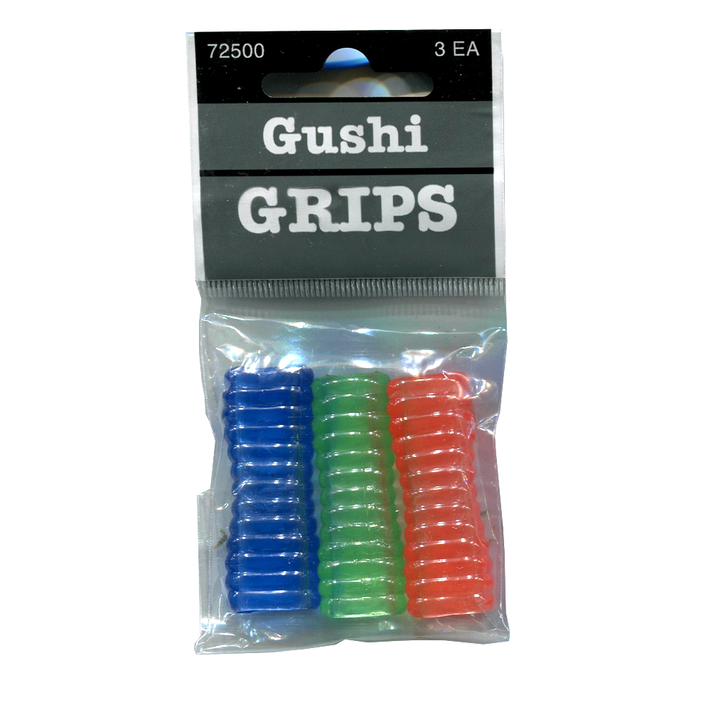 Gushi Pencil Grips 3/Pack