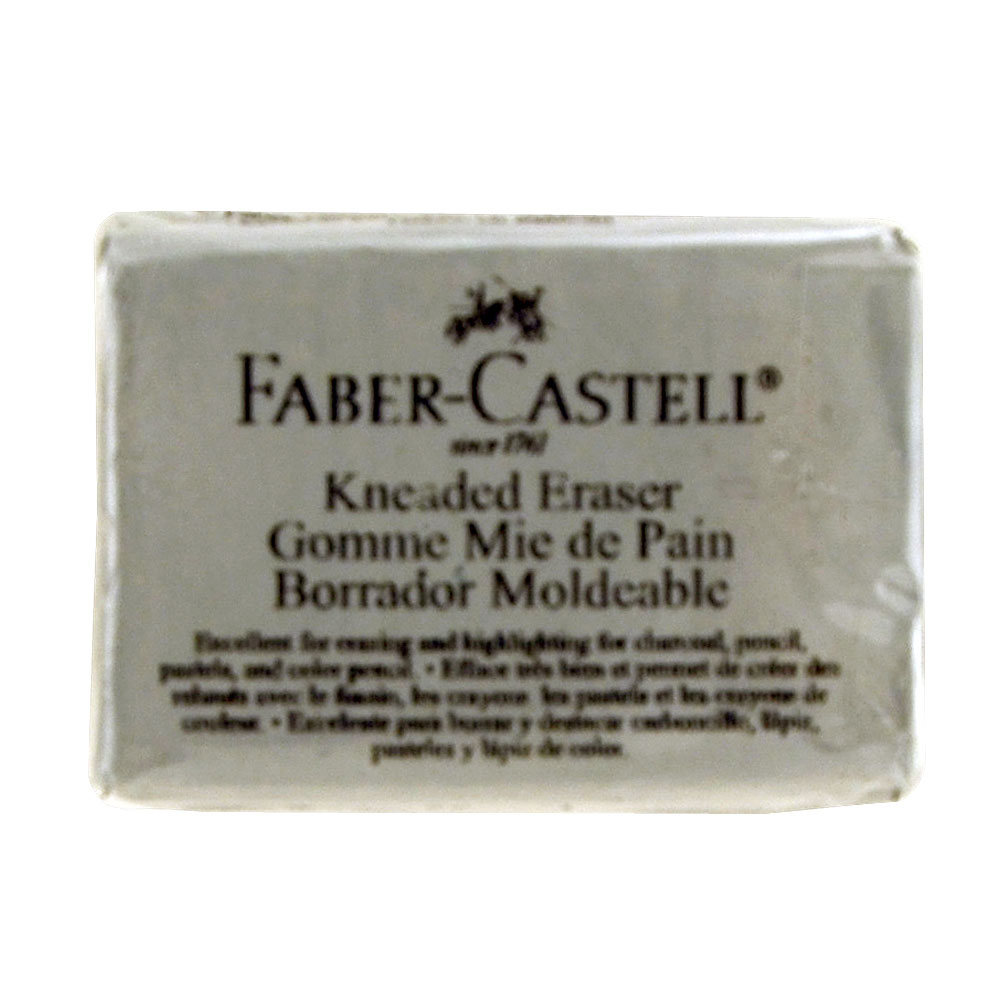 Large Grey Kneaded Eraser