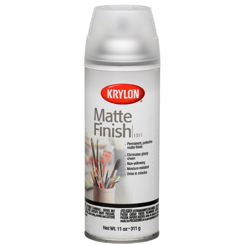 Krylon 1311 Matte Finish 11 Oz