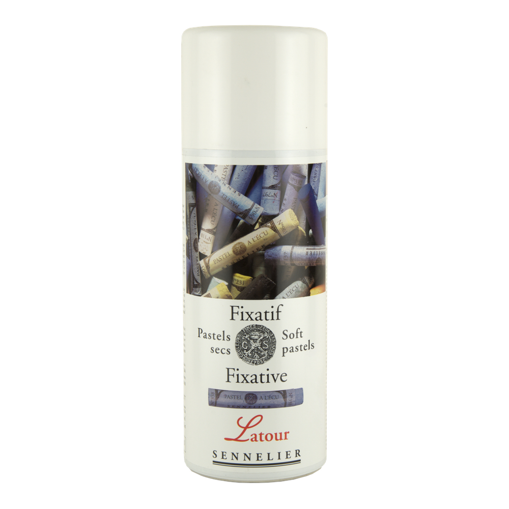 Sennelier Latour Pastel Spray Fix 400Ml