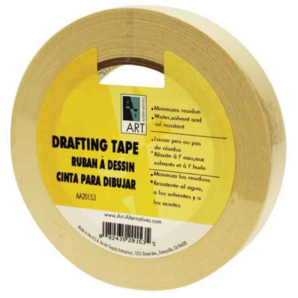 Pro Drafting Tape 1/2In X 60Yds