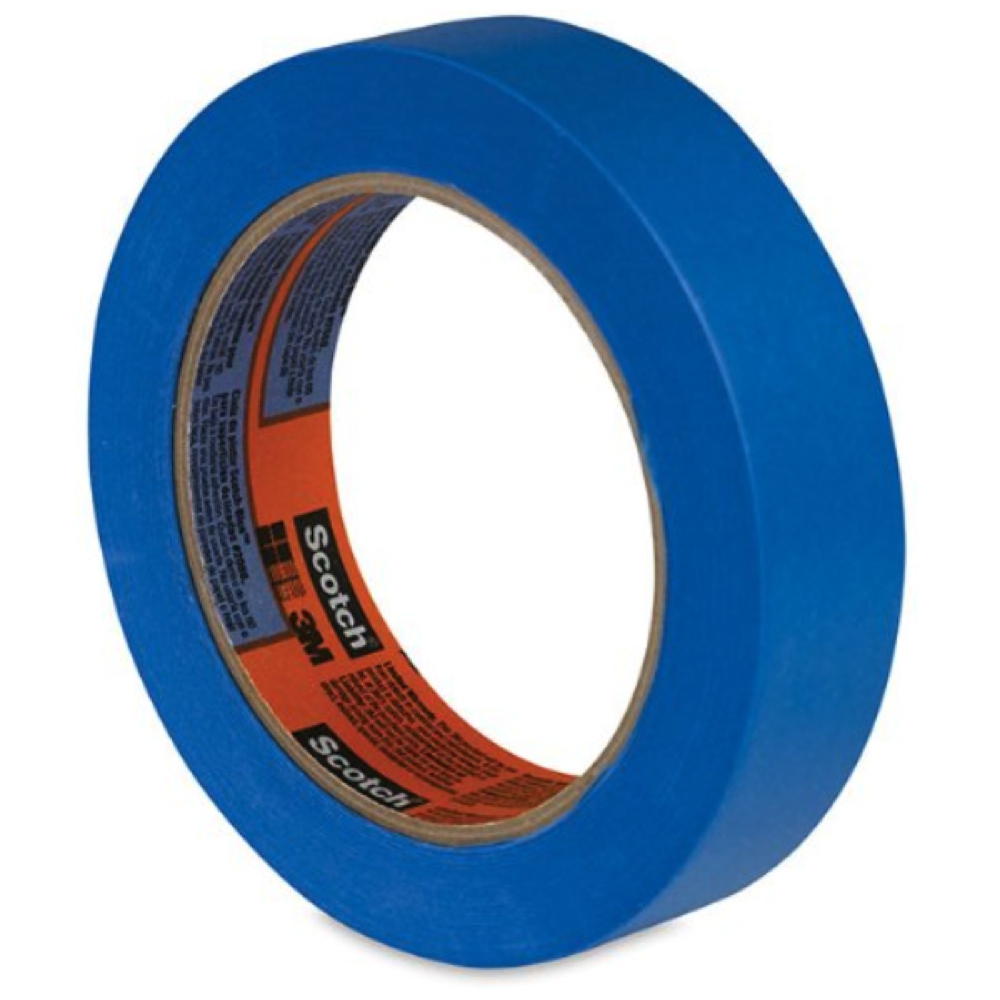 3M 2080 Blue Painters Tape 3/4In X 60Yds