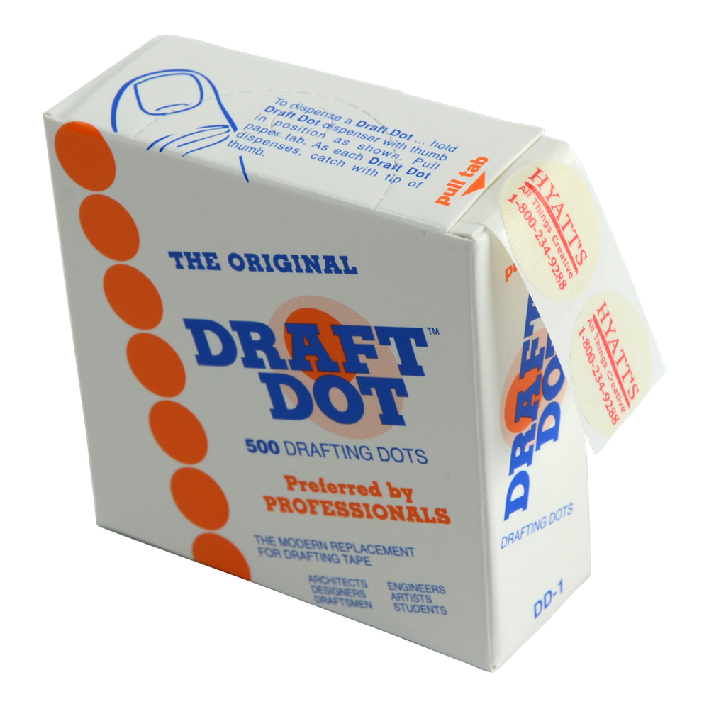 Drafting Dots Box Of 500