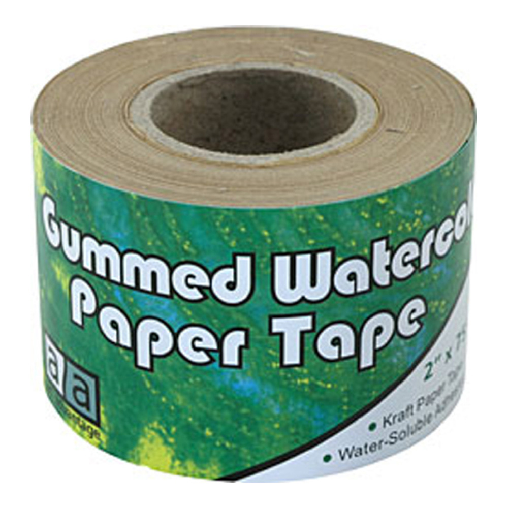 Art Advantage Gummed Paper Tape 2.8Inx82Ft