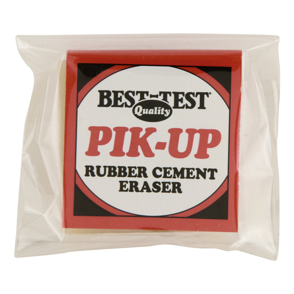 Buy Best Test Rubber Cement Pick Up
