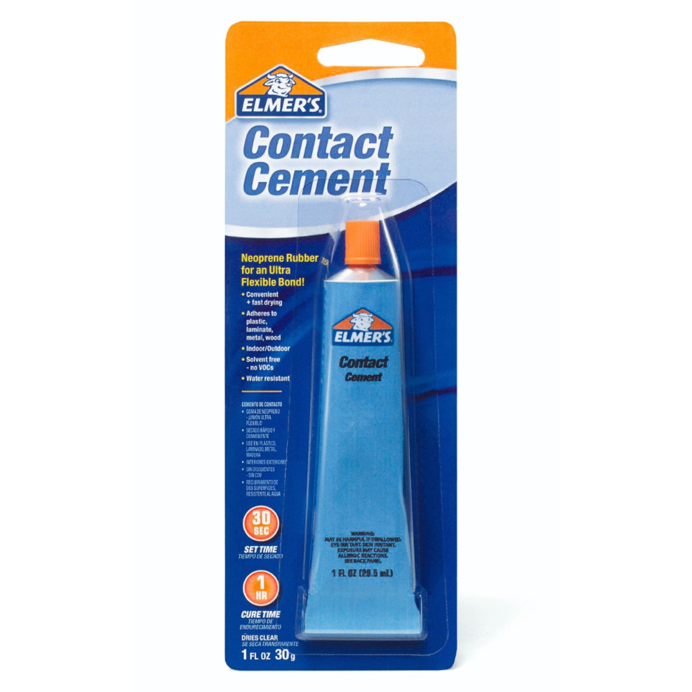 Elmers Contact Cement 1 Ounce