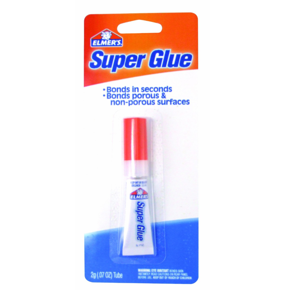 Super/Krazy Glues