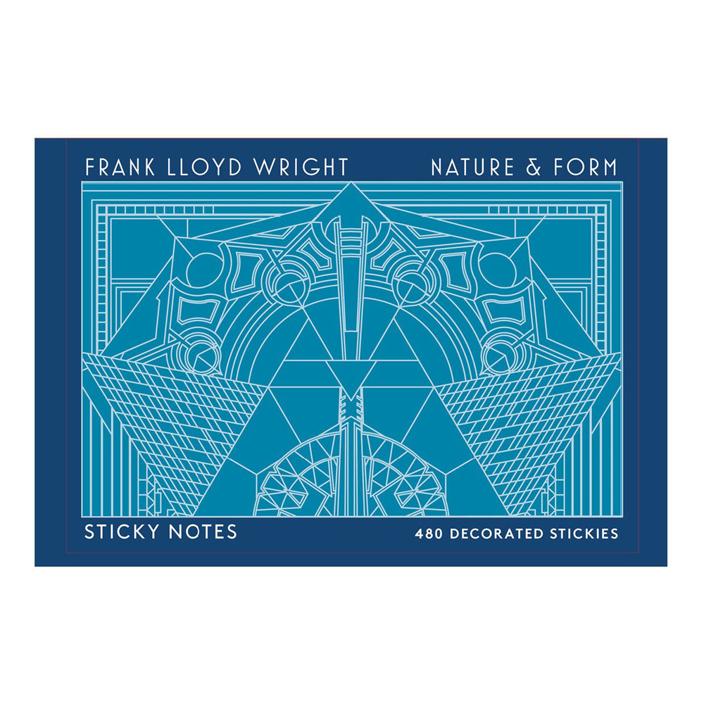 Sticky Notes: F L Wright Nature & Form