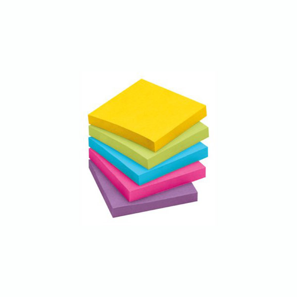 Post-It Notes 3X3 Ultra Collection 14Pads/Pac