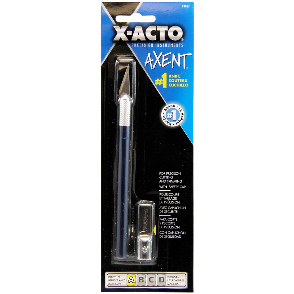 Xacto #1 Axent Knife Blue