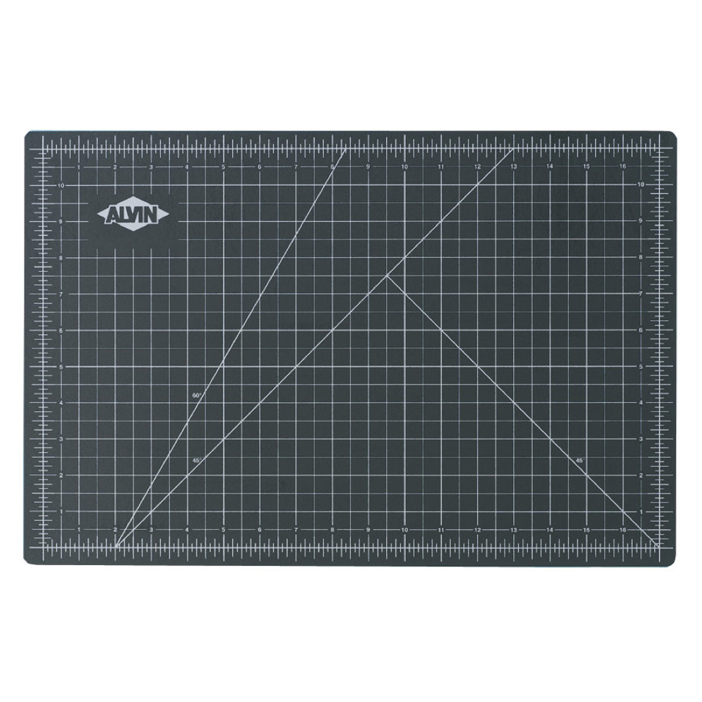 Cutting Mat Opaque Green & Black 3.5X5.5