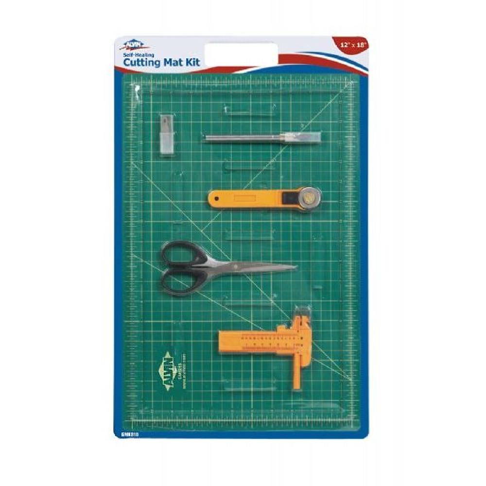 Alvin Cutting Mat Kit 12X18